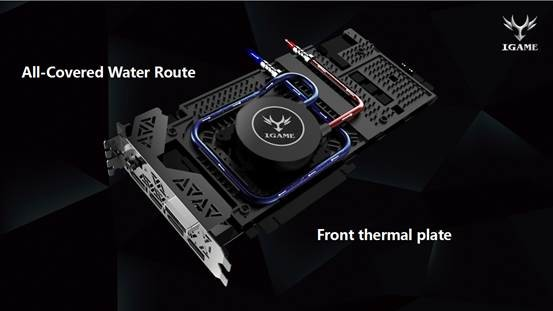 35b00e818b90bb319dd19af090729fa1 - COLORFUL Reimagines its Liquid-Cooled Graphics Card: Enter iGame GTX1080Ti Neptune W