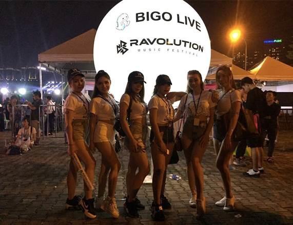 BIGO LIVE Brings Fan Experiences with International Events 1